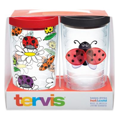 Tervis® Ladybug 16 oz. Tumbler Gift Set with Lids (Set of 2)