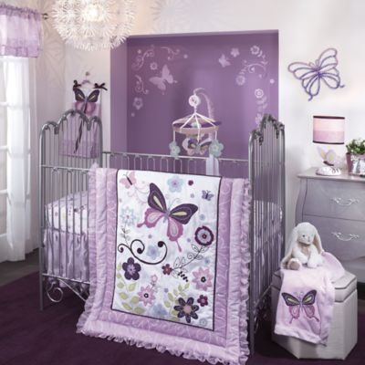 Lambs & Ivy 5-Piece Crib Bedding Set
