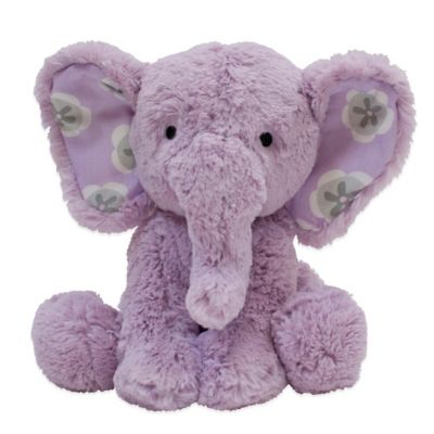Baby Elephant Plush Toy