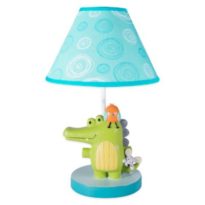 Lambs & Ivy® Yoo-Hoo Lamp Base and Shade