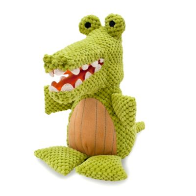 Lambs & Ivy® Yoo-Hoo Snappy Alligator Plush Toy