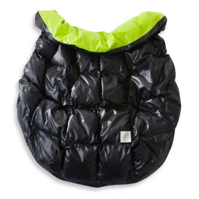 7 A.M. Enfant Cygnet Cover in Black/Grey