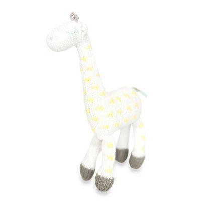 Finn + Emma® Organic Amelia the Giraffe Rattle