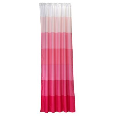 Little Bedding by NoJo® Window Panel in Pink Ombre