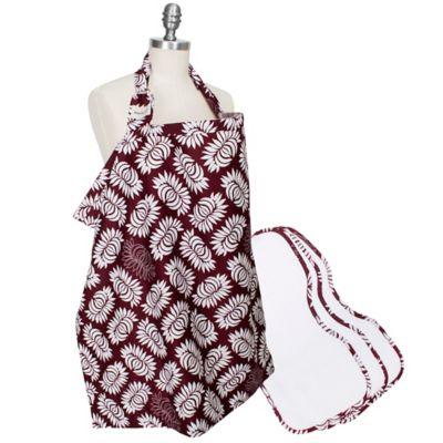 Bebe au Lait® 4-Piece Nursing Essentials Set in Camille