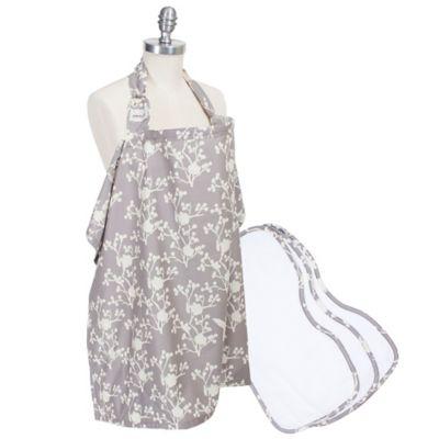 Bebe au Lait® 4-Piece Nursing Essentials Set in Nest