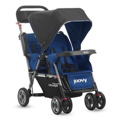 Joovy® Caboose Too Ultralight Stand-On Tandem Stroller in Blueberry