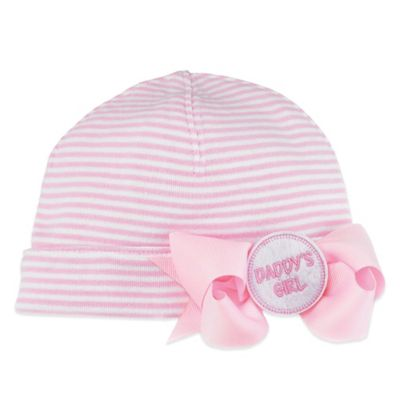 "Mud Pie® ""Daddy's Girl"" Hat in Pink"
