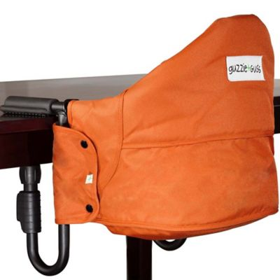 guzzie+Guss Perch Hanging High Chair (G+G 201) in Orange