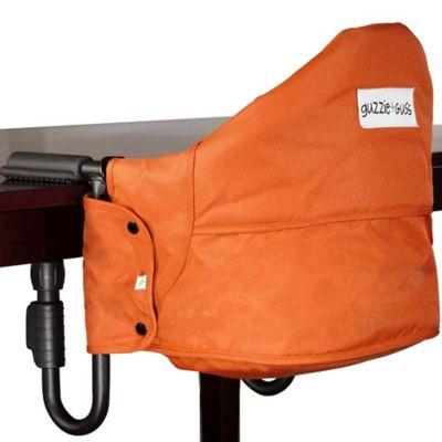 guzzie+Guss Perch Hanging High Chair (G+G 201) in Orange