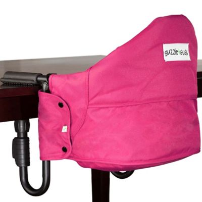 guzzie+Guss Perch Hanging High Chair (G+G 201) in Pink