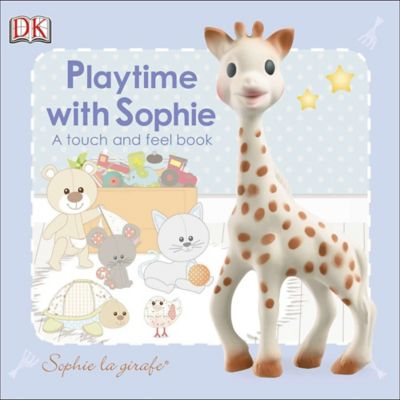 "Sophie la giraffe: ""Playtime with Sophie"" Board Book"