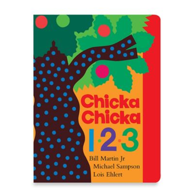 Chicka Chicka 1,2,3 Board Book