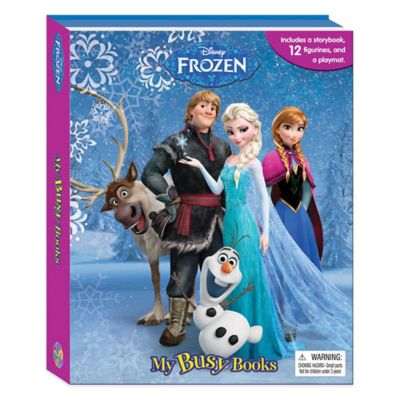 "Disney® ""Frozen"" My Busy Book"