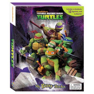 Nickelodeon™ Teenage Mutant Ninja Turtles My Busy Book