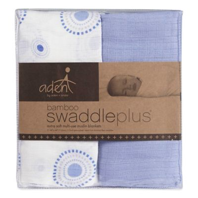 Aden by Anais® Swaddle Blankets