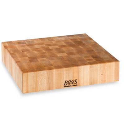 John Boos 18-inch x 18-inch Cutting Board