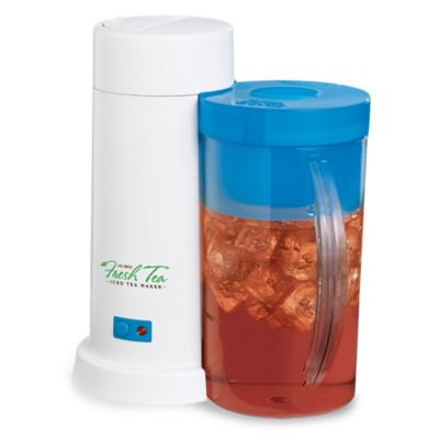 Coffee And Tea Maker Bed Bath And Beyond : Buy Iced Tea Maker with Pitcher from Bed Bath & Beyond