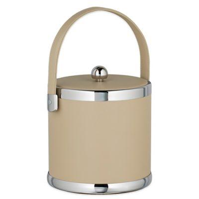 Kraftware™ Contempo Beige 3 qt. Ice Bucket