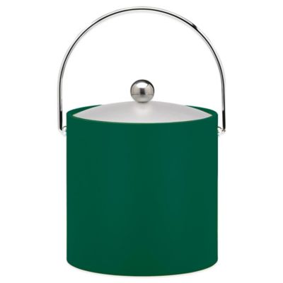 Kraftware™ Kasuals 3 qt. Ice Bucket in Tropic Green