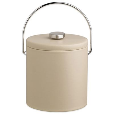 Insulated Ice Bucket with Lid