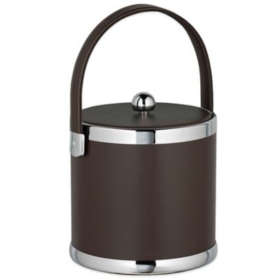 Contempo Brown 3 Qt. Ice Bucket