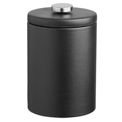 Kraftware™ Contempo Black 2 qt. Tall Ice Bucket with Fabric Lid