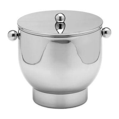Kraftware™ Forme Polished Stainless Steel 3 qt. Ice Bucket