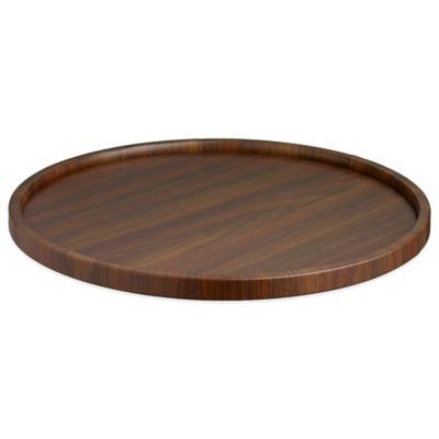 Brown Serving Tray