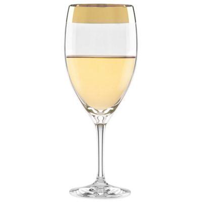 Lenox Timeless Wide Gold Beverage Glass
