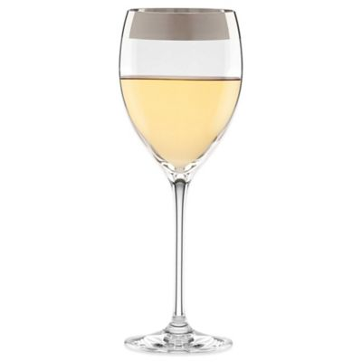 Lenox Timeless Wide Platinum Wine Glass