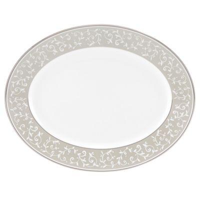 Lenox® Opal Innocence™ Oval Platter in Dune
