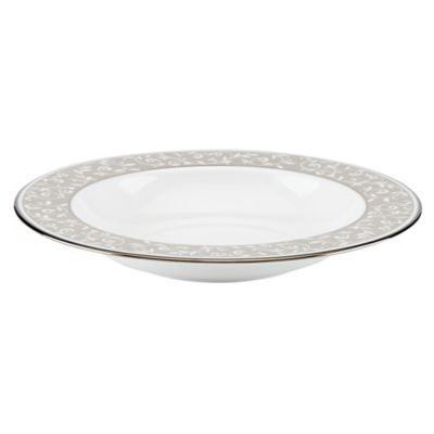 Lenox® Opal Innocence™ Rim Soup Bowl in Dune