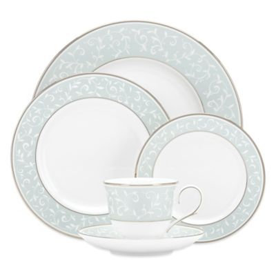 Lenox® Opal Innocence™ 5-Piece Place Setting in Blue