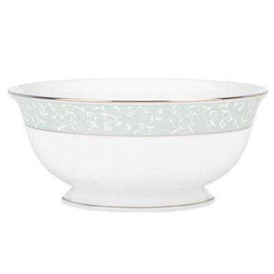 Lenox® Opal Innocence™ Round Serving Bowl in Blue