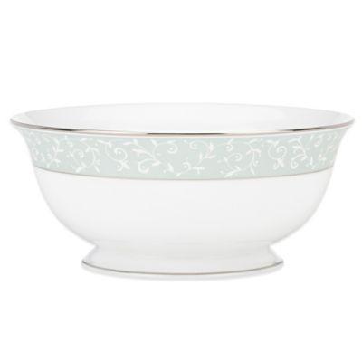Lenox® Opal Innocence™ Round Serving Bowl in Blue