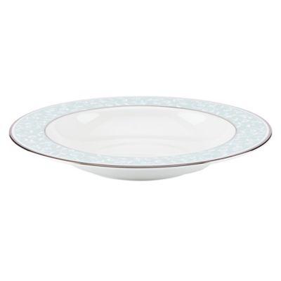 Lenox® Opal Innocence™ Rim Soup Bowl in Blue