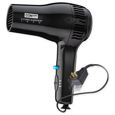 Hair Dryer Ion Dual Voltage Travel