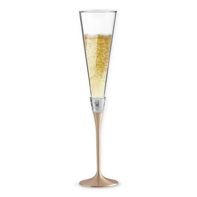 Vera Wang Wedgwood With Love Gold Toasting Flutes (Set of 2)