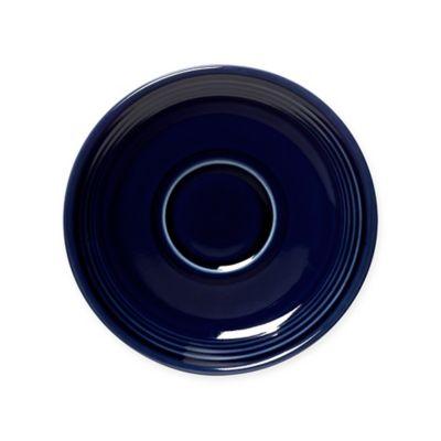 Fiesta® Saucer in Cobalt Blue