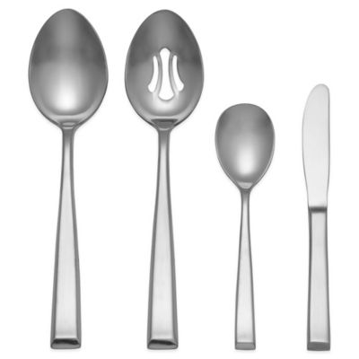 Reed & Barton East End 4-Piece Hostess Set