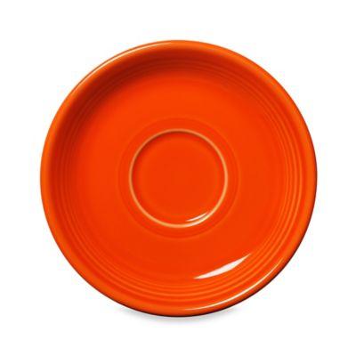 Fiesta® Saucer in Poppy