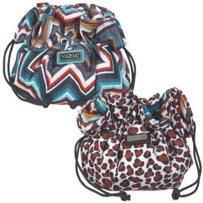 Hadaki® by Kalencom Jewelry Sack in Dixie Daisies
