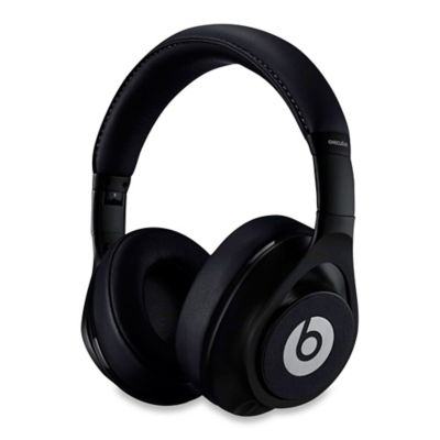 Beats by Dre Executive Over-The-Ear Headphones in Black
