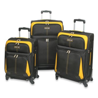 Geoffrey Beene 3-Piece Golden Gate Luggage Collection