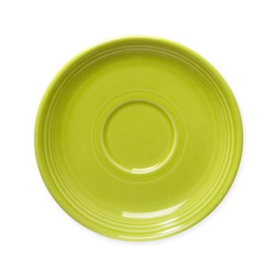 Fiesta® Saucer in Lemongrass
