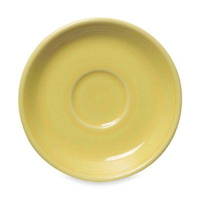 Fiesta® Saucer in Sunflower