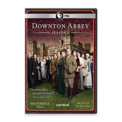Downton Abbey Season 2 DVD