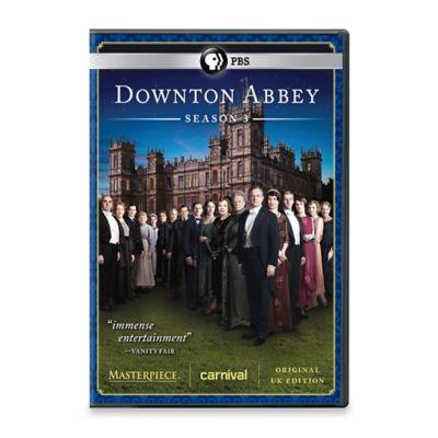 Downton Abbey Season DVD