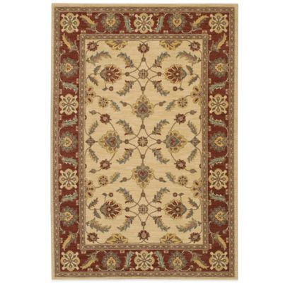8 Brown Green Size Rug